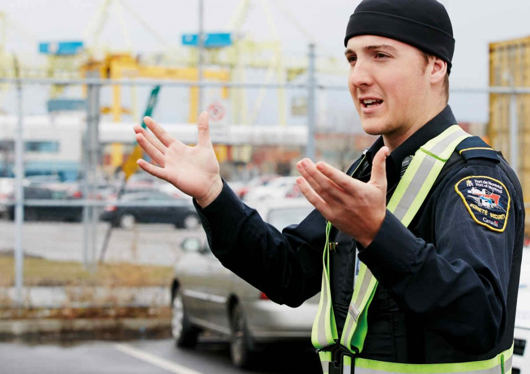 How Do The Security Guard Companies Benefit The Society? | Blogs6