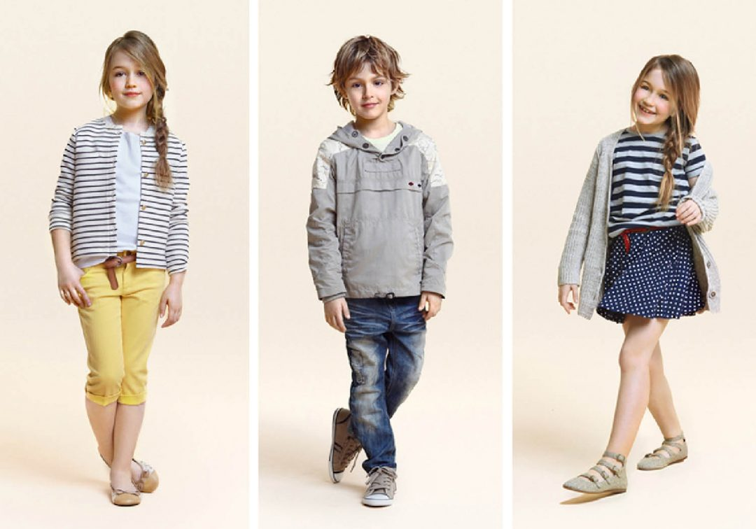 Fashionable Toddlers Clothes