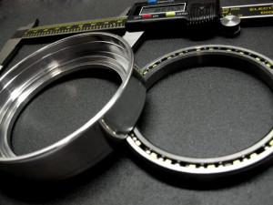 Silverthin bearings